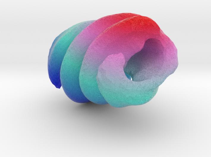 Amyloid-Beta Nanotube 3d printed