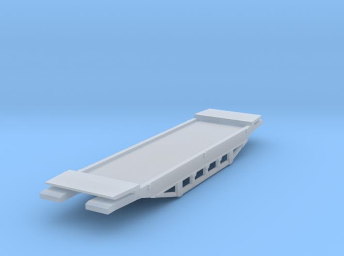 UKF Van Underframe 3d printed