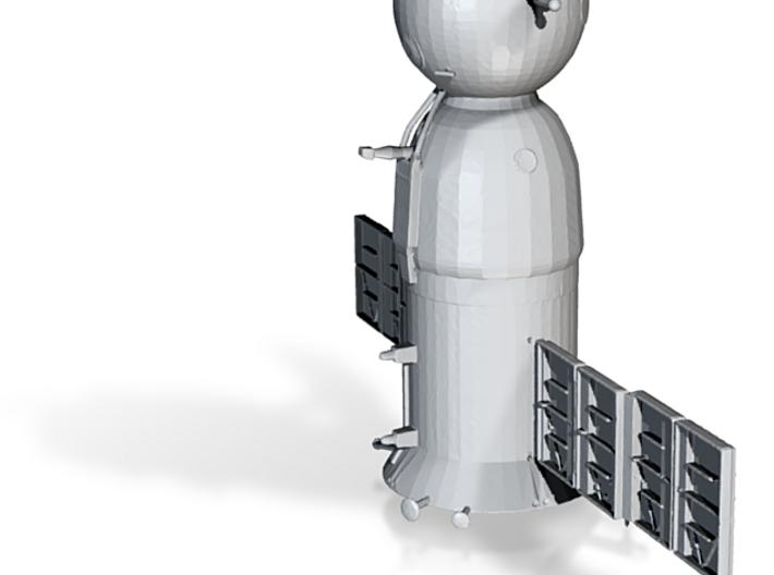 Soyuz 1/144 Scale 3d printed