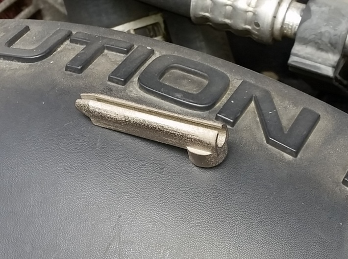 Throttle Valve Clip for Jeep 4.0L Automatic Trans 3d printed