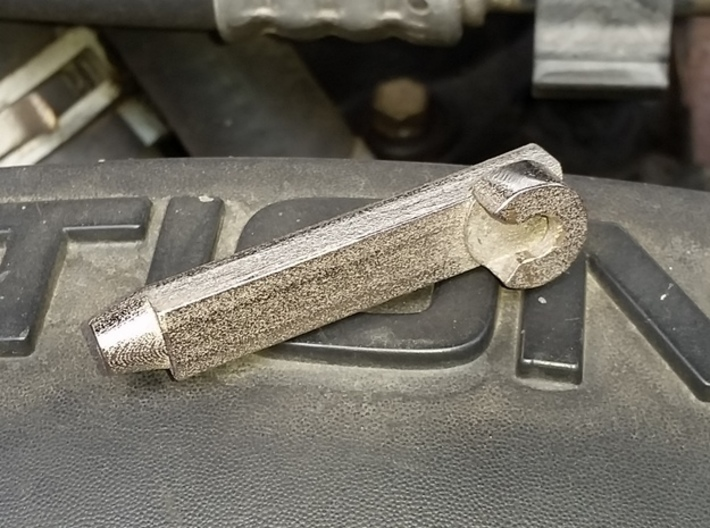 Jeep  4.0L Auto Transmission Throttle Valve Clip 3d printed