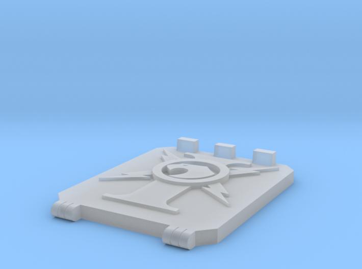 """Emperor's Finest """"Metal Box APC"""" Door #1 R Lite 3d printed"""