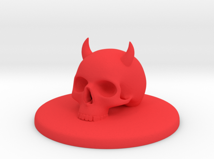 Small Hood Ornament for 2nd generation Mini Cooper 3d printed