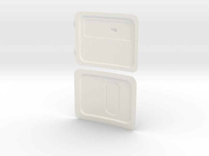 1.4 LAMA TRAPPES AVANT 3d printed