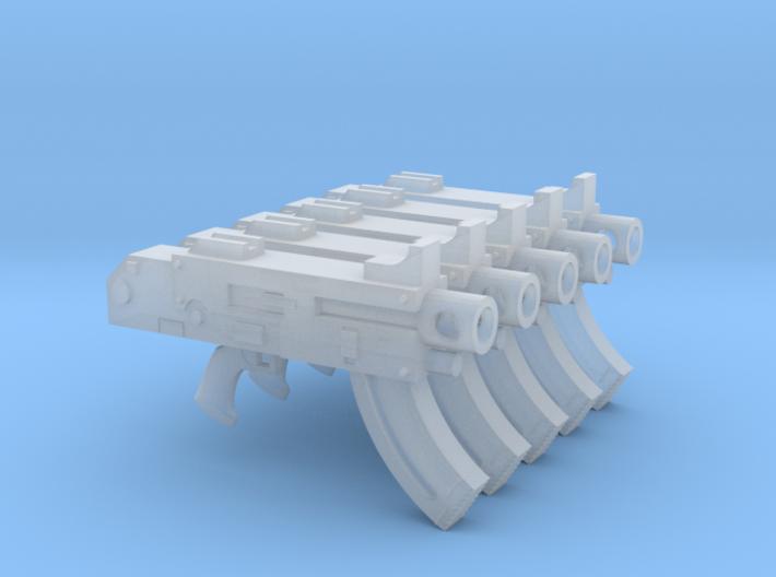 Mk90/B Thunderbolter 3d printed