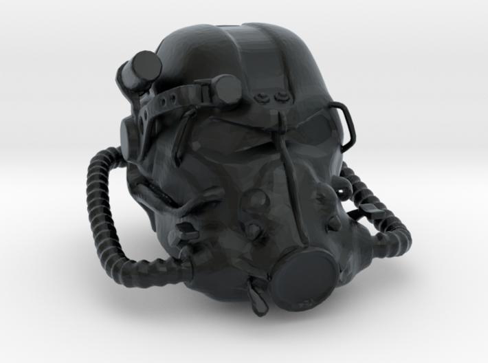 T60 Helmet (1:12 Scale) 3d printed
