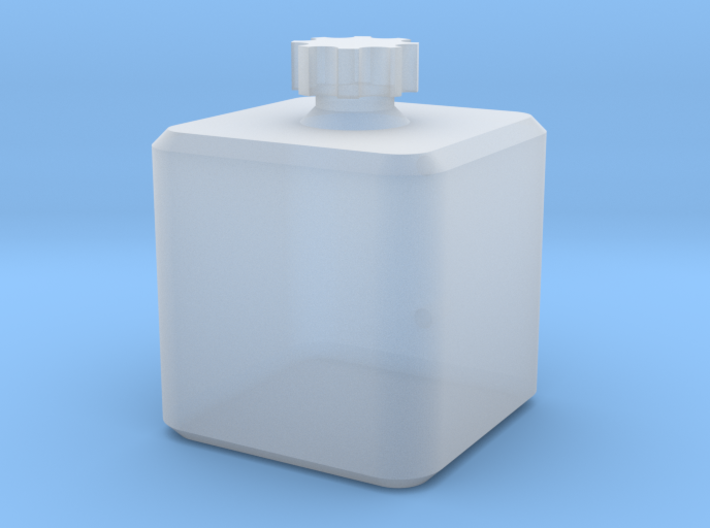1:10 Wiping Water Tank Scale 3d printed