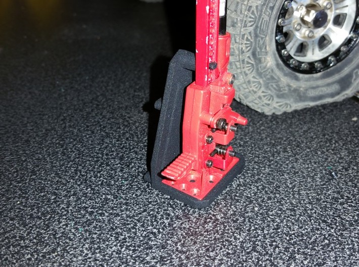 ScaleMonkey Mount for RC4WD Hi Lift 3d printed