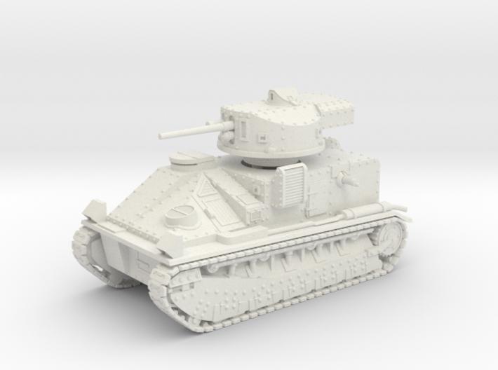 Vickers Medium MkII* 1-87 3d printed