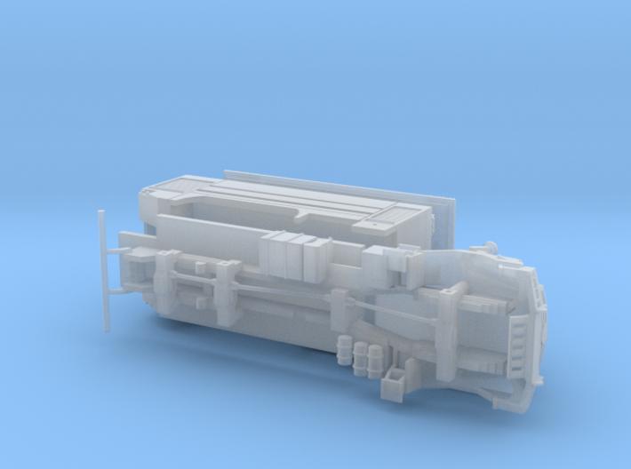 Zetros 6x6 Feuerwehr TFL 1:120 3d printed