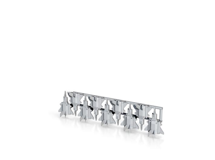 FF-X7 Bst Core Booster 1:1000 9x Armada 3d printed