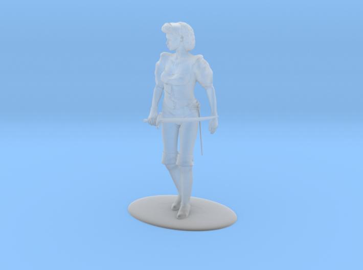Maquesta Kar-Thon Miniature 3d printed