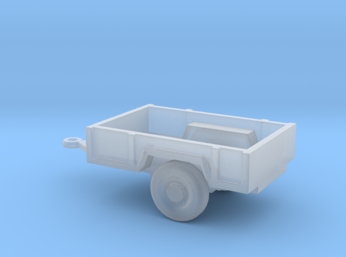 1/160 Scale M-101 Trailer 3d printed