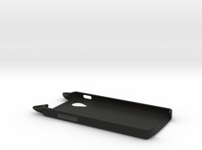 Cat Ears Case for Google LG Nexus 5 3d printed