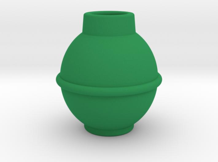 Grenade Body 3d printed