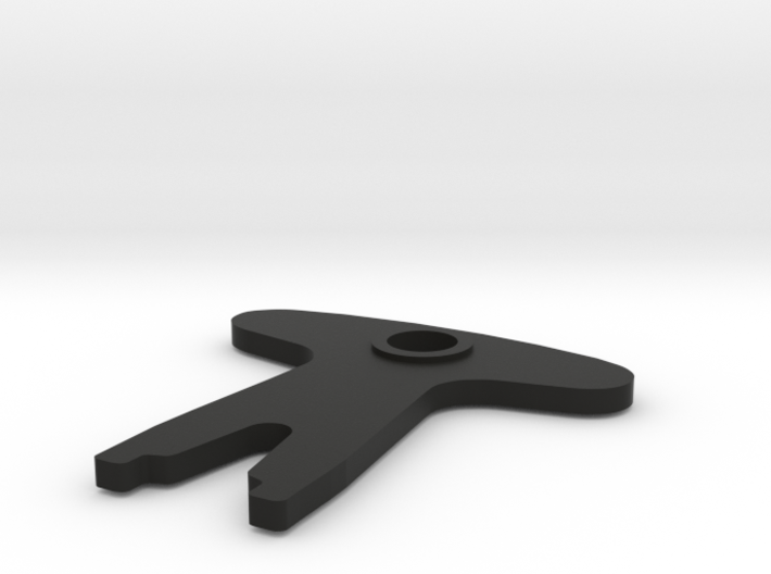 Uzi Sight Tool 3d printed