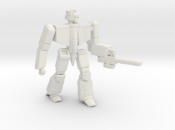 Omega Fighter Battlesuit 3d printed
