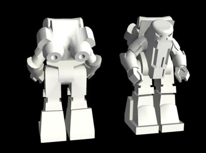 Spacetrooper 5x 3d printed Description