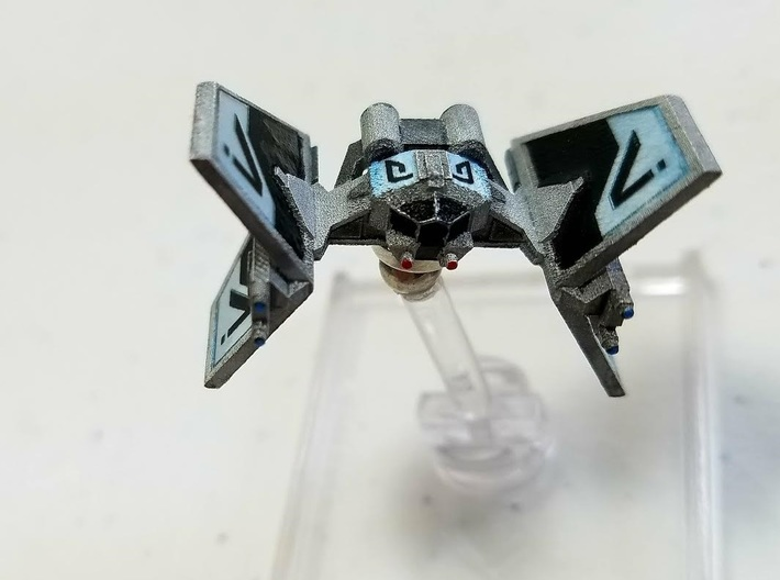 Sting Imperial Scout QL RP RT (1/270)  3d printed