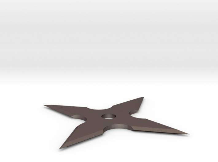 8 Blade, 4 Side Shuriken (Variant 2) 3d printed
