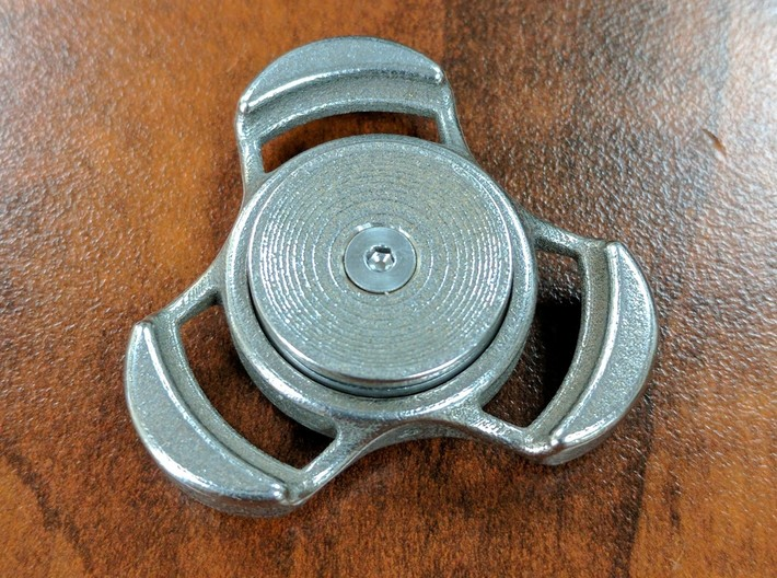 Spinner (Metal) for Small Hands/Kids/Toddlers 3d printed