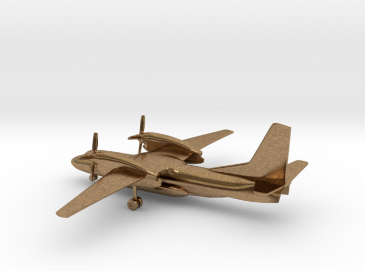 Antonov An-32P Firefighting 3d printed