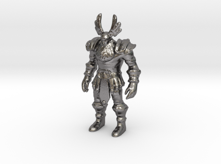 Odyn miniature 3d printed