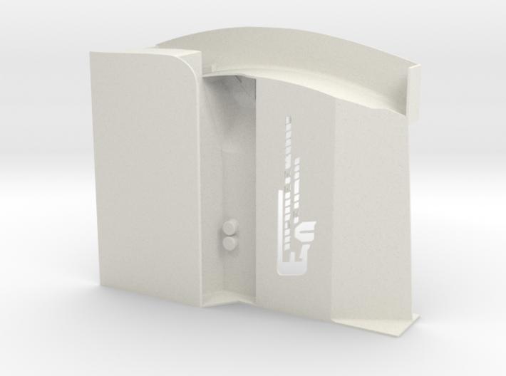 Drift Interior (Custom Fit) 3d printed