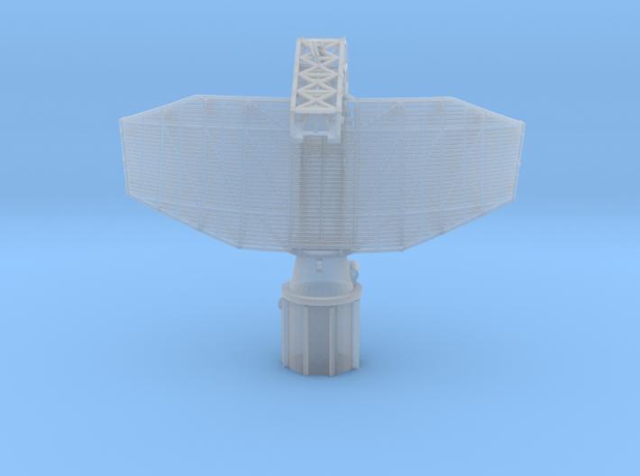 1:96 SPS 40 Radar 3d printed
