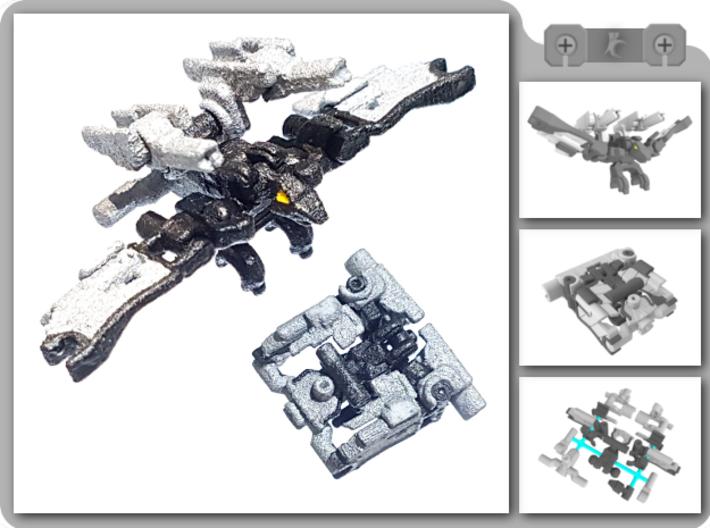 Data Minion Condor 3d printed