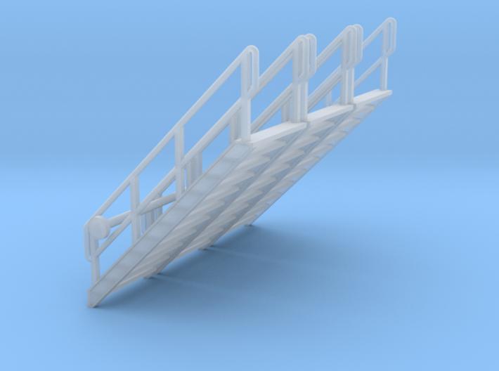 HO 3x Stairs #11 3d printed