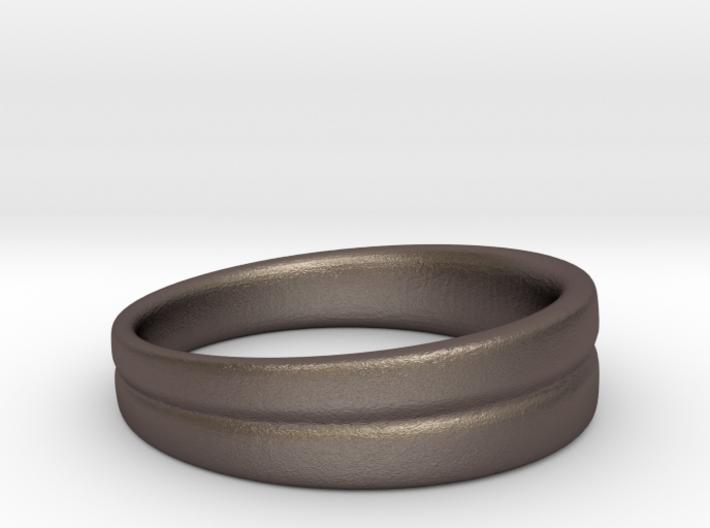 Ring Equatorial Indent 3d printed