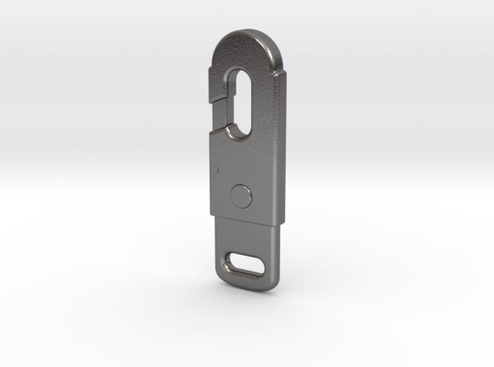 Static Line Hook 3d printed