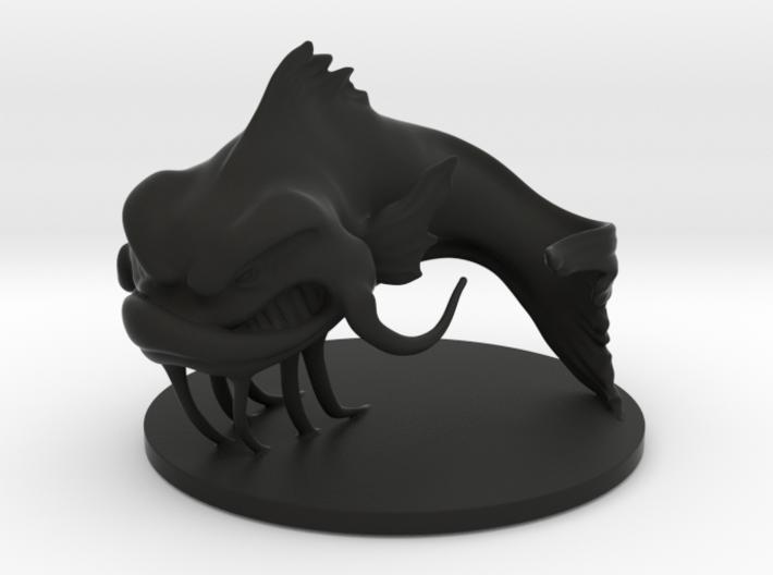 Catfish 2.5 Inch 3d printed