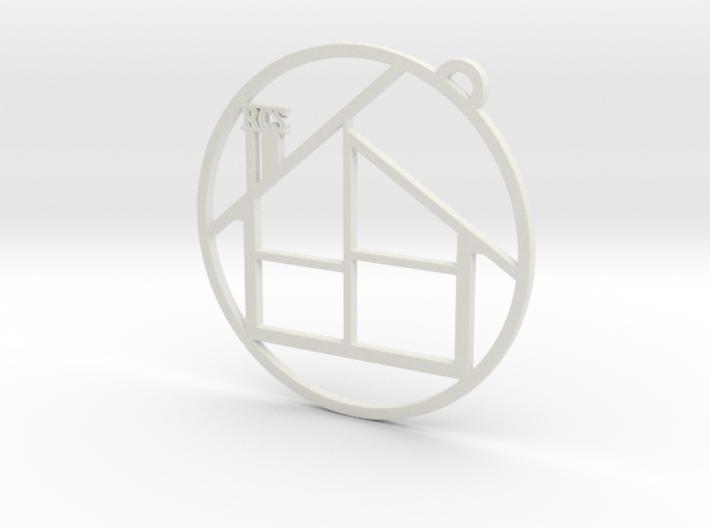 RCS House 3d printed