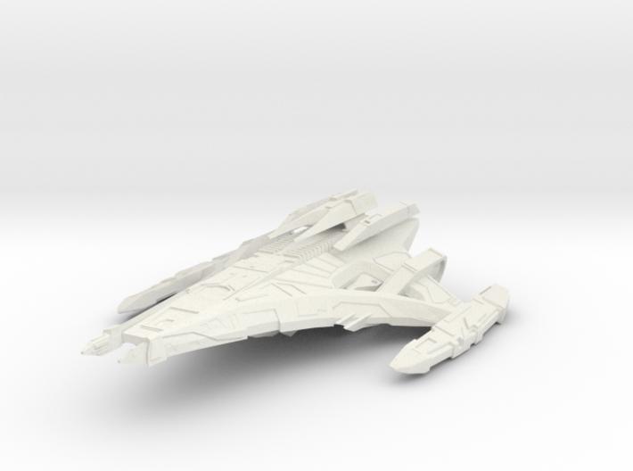 Dominion Battleship 3d printed