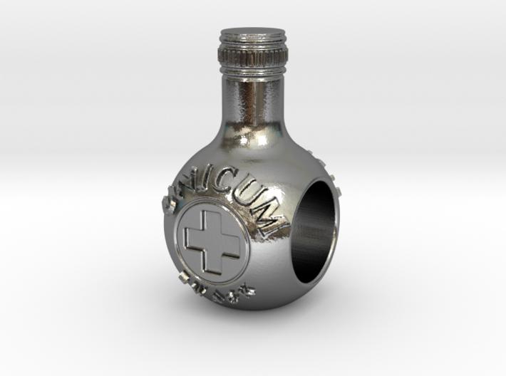 unicum bottle charm 3d printed