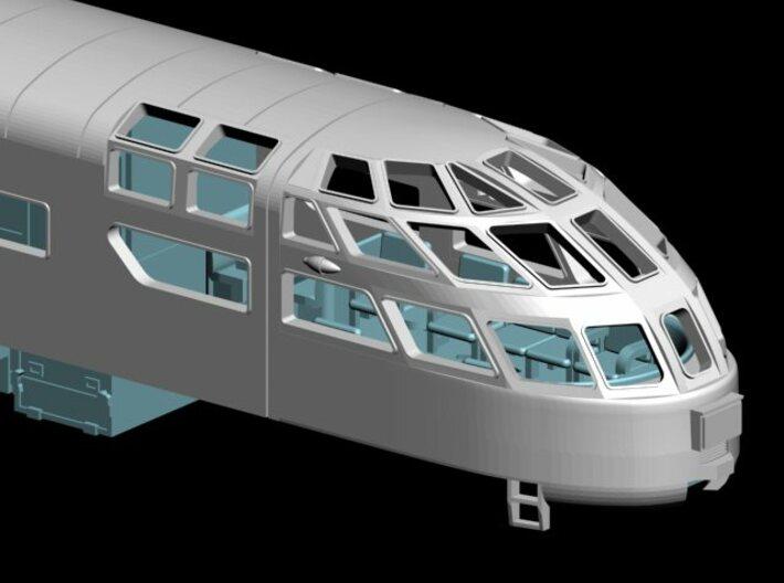 """CN """"Skyview"""" Sleeper 3d printed"""