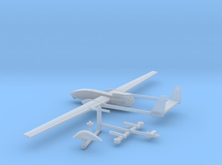 042B IAI Heron 1 1/200 3d printed