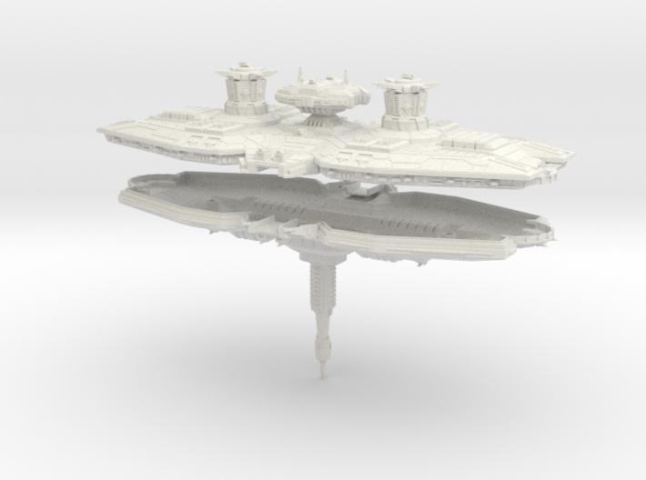 (Armada) Golan III Space Defense NovaGun 3d printed