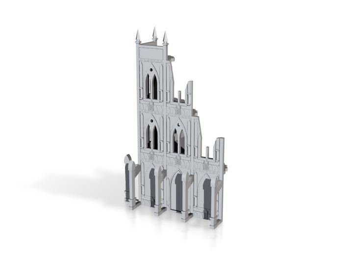 Epic Basilica Administratum 3d printed