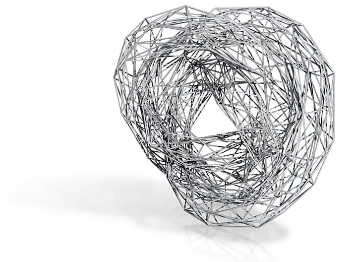 Mobius Grid 3d printed