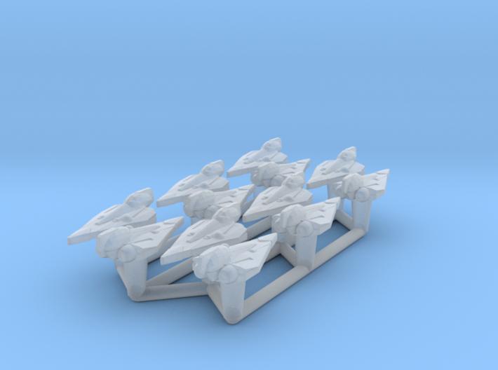(Armada) 12x Delta-7  3d printed
