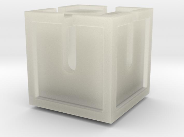 cubicSN 3d printed