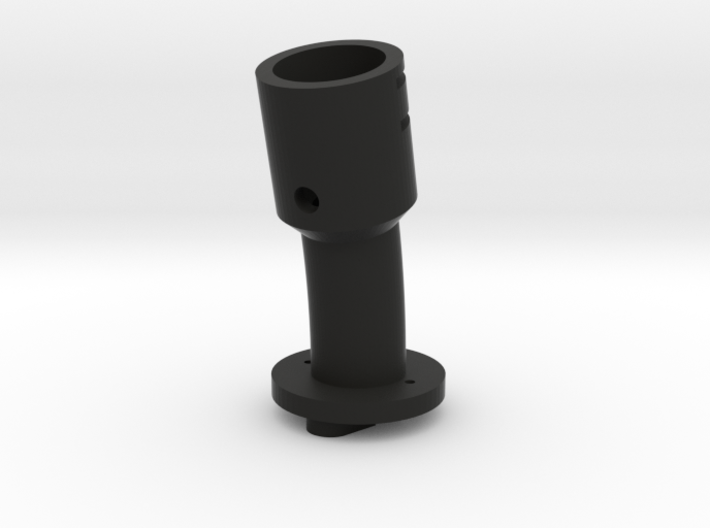 Suncom Tailpiece 13° angle 3d printed