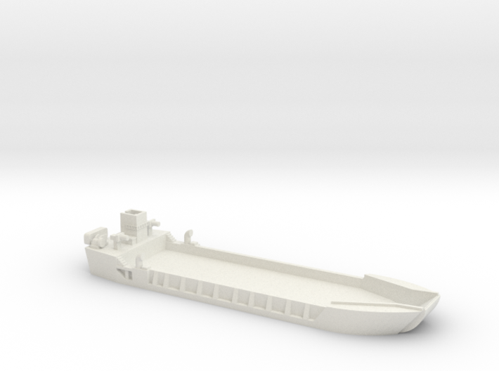 1/285 Scale LCT-5 3d printed