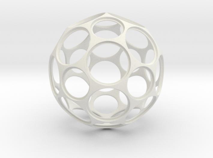 Coin Ball 25 1 3d printed