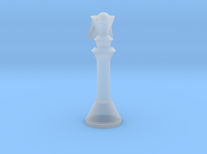 1/1 Code Geass Chess Piece Queen 3d printed