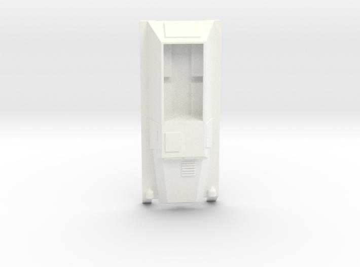 1/87 Scale Sd. Kfz 250 Roco Update 3d printed