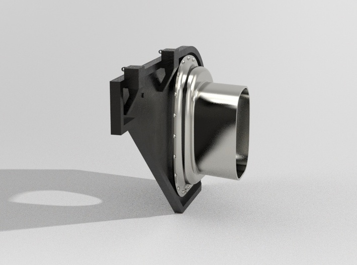 1.8 SUPPORTS TUYERES EC725 X2 3d printed
